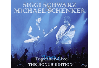 Siggi Schwarz & Michael Schenker - Together Live 2004 - The Bonus Edition - (CD)