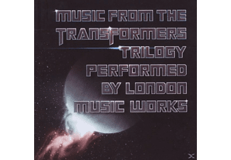 Ost-original Soundtrack - Music From The Transformers Trilogy - (CD)