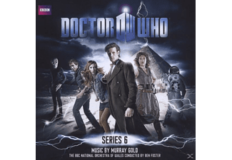 Ost-original Soundtrack - Doctor Who Series 6 - (CD)