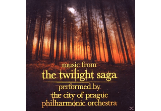 Prague Philharmonic Orchestra, VARIOUS - Music From The Twilight Saga (Ost) - (CD)