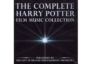 The City Of Prague Philharmonic Orchestra - Complete Harry Potter Collection - (CD)