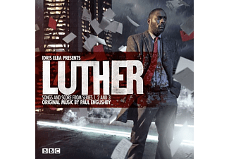 Paul Englishby, VARIOUS - Luther - Songs And Score From Series 1, 2 And 3 - (CD)