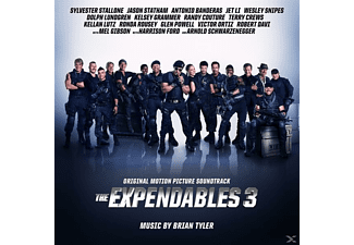 Brian Tyler - The Expendables 3 - (CD)