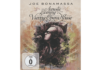 Joe Bonamassa - An Acoustic Evening At The Vienna Opera - (Blu-ray)