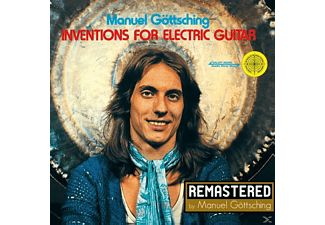 Manuel Göttsching - Inventions For Electric Guitar [CD]