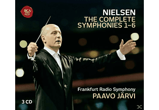 Paavo Järvi, Hr- Sinfonieorchester - The Complete Symphonies - (CD)