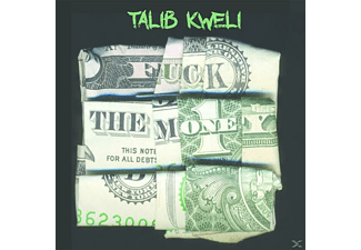 Talib Kweli - Fuck The Money [CD]