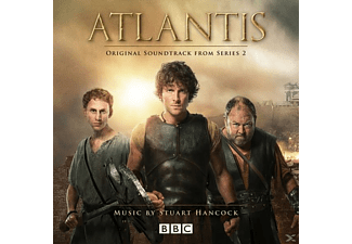 Ost-original Soundtrack Tv - Atlantis - (CD)