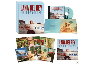 Lana Del Rey Honeymoon CD