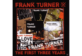 Frank Turner - First Three Years [CD]