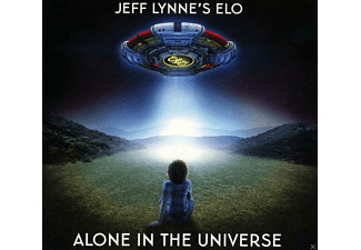 Electric Light Orchestra - Jeff Lynne's ELO-Alone in the Universe [CD]