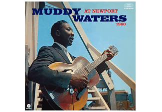 Muddy Waters - At Newport 1960 (Ltd.Edt 180g Vinyl) - (Vinyl)
