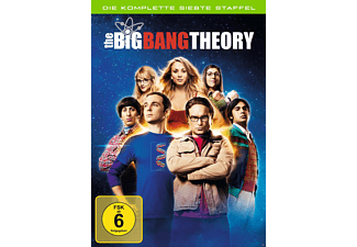 The Big Bang Theory - Staffel 7 - (DVD)