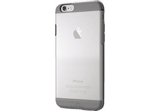 BLACK ROCK Air Backcover Apple iPhone 6 Plus, iPhone 6s Plus Kunststoff/Polycarbonat/Thermoplastisches Polyurethan Space Grey