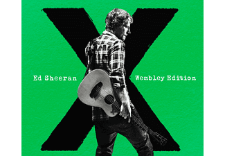 Ed Sheeran - X (Wembley Edition) - (CD + DVD Video)