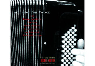 VARIOUS - Accordion Time Voyage [CD]