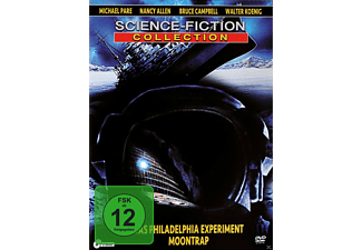Science-Fiction Collection (Das Philadelphia Experiment/Moontrap) - (DVD)