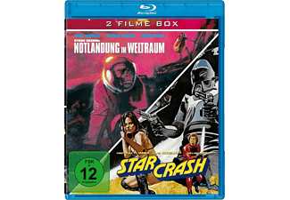 Pack: Notlandung im Weltraum + Star Crash - (Blu-ray)