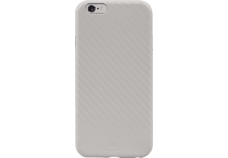 BLACK ROCK Flex-Carbon Backcover Apple iPhone 6 Plus, iPhone 6s Plus Kunststoff/Mikrofaser/Polycarbonat (PC) Weiß