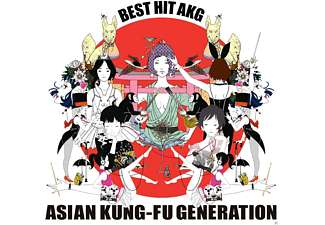 Asian Kung-fu Generation - Best Hit Akg - (CD)