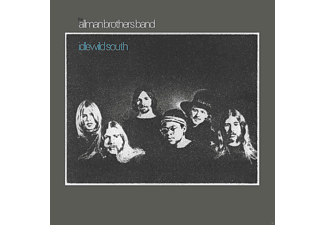 The Allman Brothers Band Idlewild South Deluxe CD