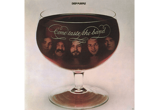 Deep Purple - Come Taste The Band (180g Lp) - (Vinyl)