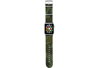 TRUST Nylon Wristband för Apple Watch 38mm - Grön