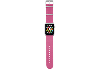 TRUST Nylon Wristband för Apple Watch 38mm - Rosa