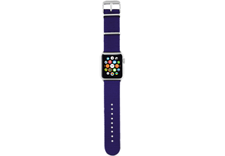TRUST Nylon Wristband för Apple Watch 38mm - Blå