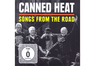 Canned Heat - Songs From The Road [CD]