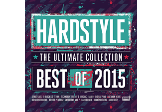 VARIOUS - HARDSTYLE ULTIMATE COLLECTION/BEST OF 2015 - (CD)