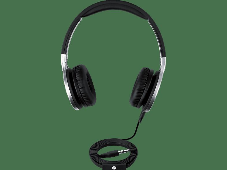 ISY IHP-1600 Black αξεσουάρ ακουστικά ακουστικά headphones εικόνα   ήχος   offline αξεσουάρ εικόνας
