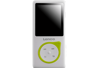 LENCO Mp4-speler 4 GB groen (XEMIO-657 GREEN)