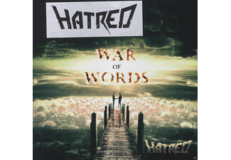 Hatred - War Of Words [CD]