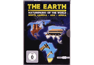 The Earth: Natureparks of the World - (DVD)