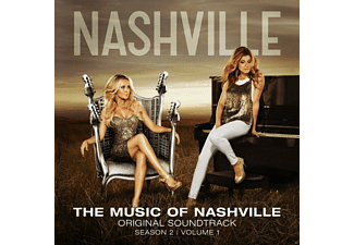 OST/VARIOUS - The Music Of Nashville Season 2, Vol.1 (Deluxe) - (CD)