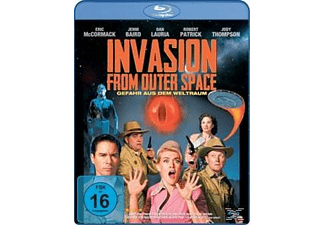 Invasion From Outer Space - (Blu-ray)