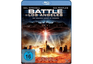 Battle Of Los Angeles - (Blu-ray)