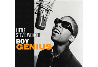 """little"" Stevie Wonder - Boy Genius [CD]"