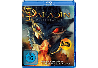 Paladin Double Feature - (Blu-ray)