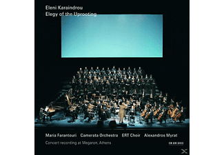 Eleni Karaindrou - Elegy Of The Uprooting [CD]