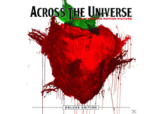 VARIOUS, OST/VARIOUS - Across The Universe (Limited Deluxe Version) [CD]