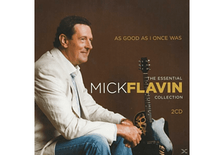 Mick Flavin - As Good As I Once Was - (CD)