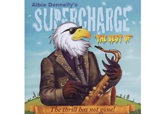 Albie/supercharge Donnelly - The Thrill Has Not Gone [CD]