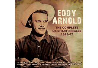 Eddy Arnold - The Complete US Chart Singles 1945-62 - (CD)