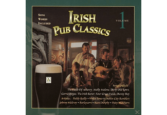 VARIOUS - Irish Pub Classics Vol.1 - (CD)