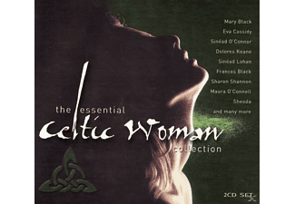 VARIOUS - Essential Celtic Woman - (CD)