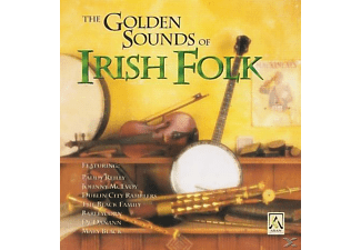 VARIOUS - Golden Sounds Of Irish Folk - (CD)