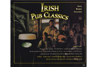 Various/Torc Music, VARIOUS - IRISH PUB CLASSICS - (CD)