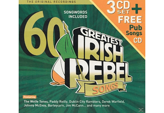 VARIOUS - Greatest Ever Irish Rebel Song - (CD)